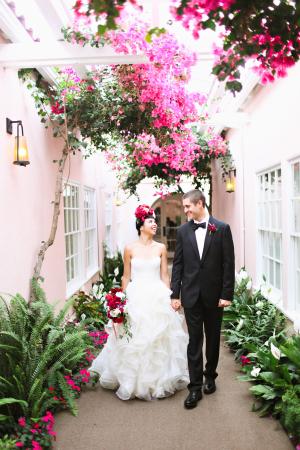 Wedding Portrait Adrienne Gunde