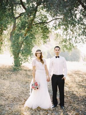 Wedding Portraits by Mariel Hannah