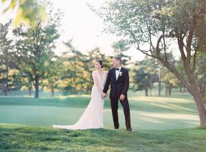 Wedding at Cincinnati Country Club