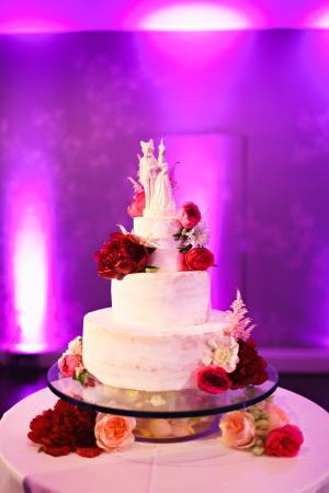 Whimsical Forest Cake Topper