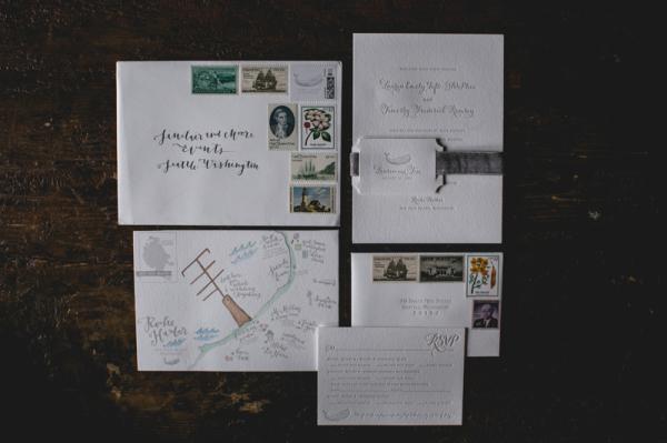 Whimsical Wedding Stationery