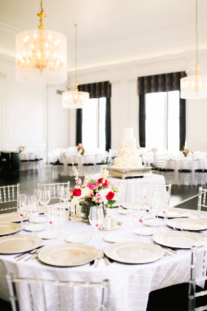 White and Red Reception