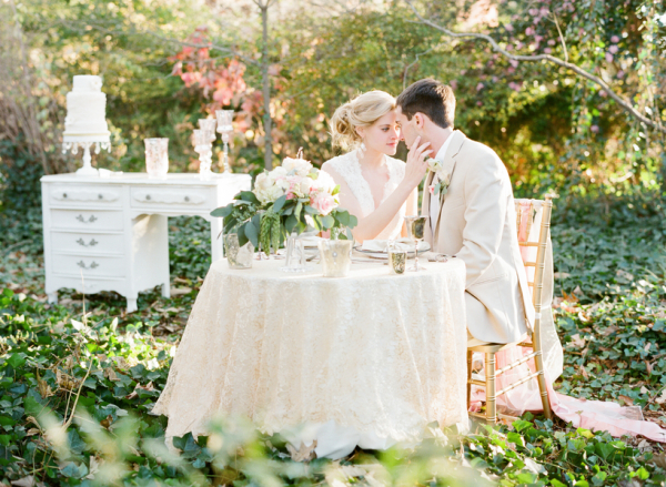 Wooded Wedding Reception Ideas