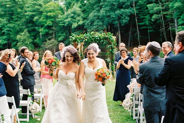 Lindsay and patrick wedding