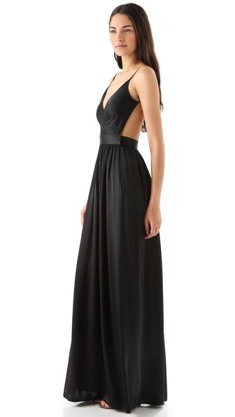 Babs Bibb Maxi Dress