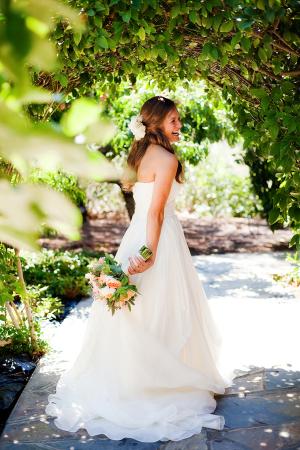 Bohemian Bridal Gown Ideas