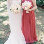 Bridesmaid in Mauve