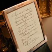 Calligraphy Wedding Signage