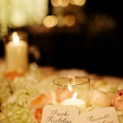 Classic Calligraphy Place Cards