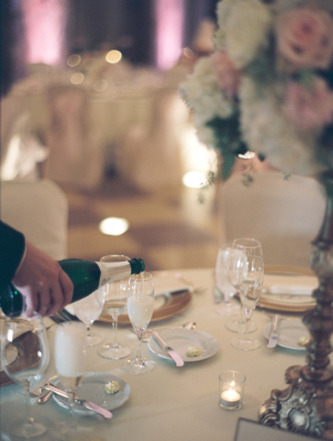 Classic Elegant Reception Details