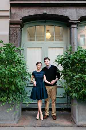 Classic Engagement Photos in New York City