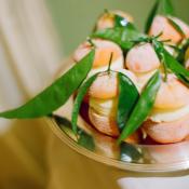 Clementine Cream Puffs