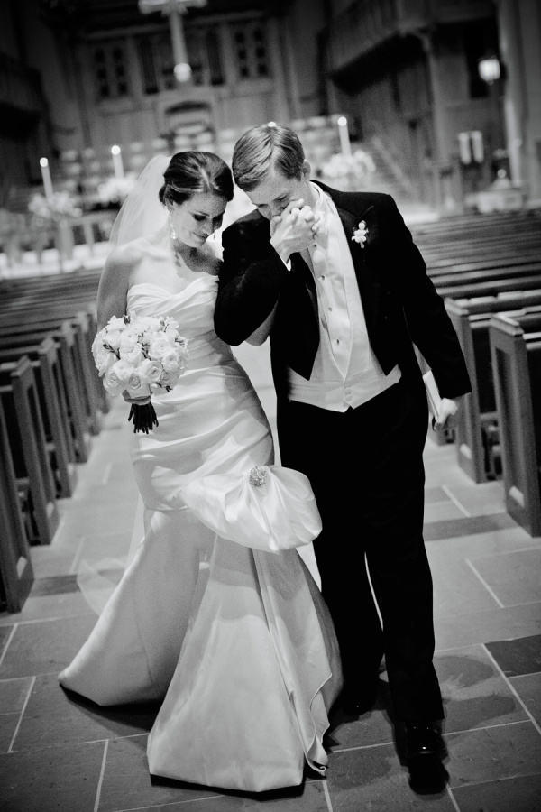 Covenant Presbyterian Church Wedding
