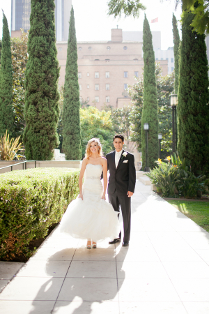 Downtown LA Wedding