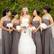 Dusty Plum Bridesmaids