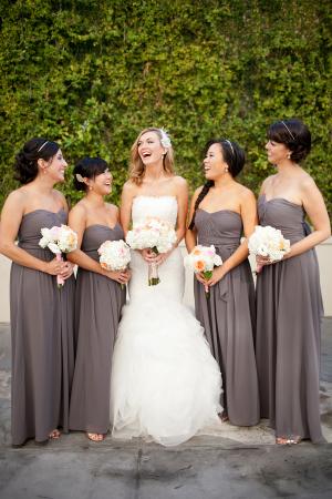 Dusty Plum Bridesmaids