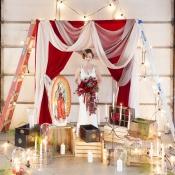 Eclectic Art Deco Wedding Inspiration
