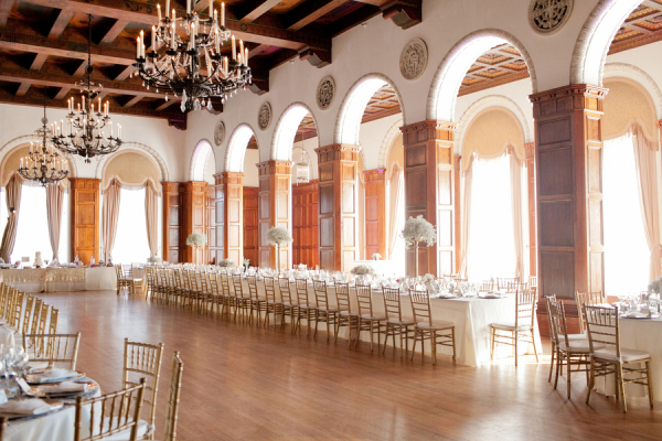 Elegant Ballroom Wedding Venue