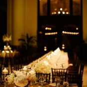 Elegant Gold Reception