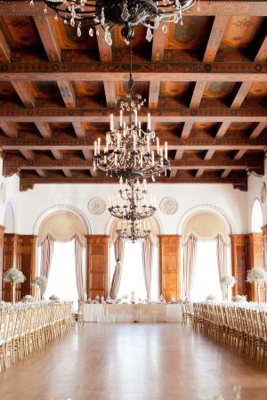 Elegant LA Wedding Venue