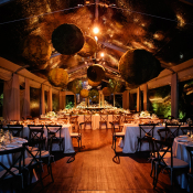 Elegant Tent Reception
