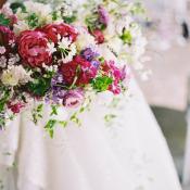 Fluffy Hot Pink Bouquet