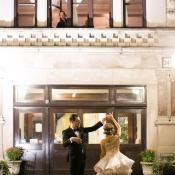 Glamorous Bespoke Reception Dress