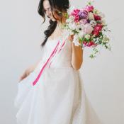 Gorgeous Hot Pink Bouquet