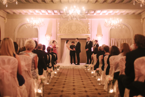 Hotel Ballroom Wedding Ceremony Ideas