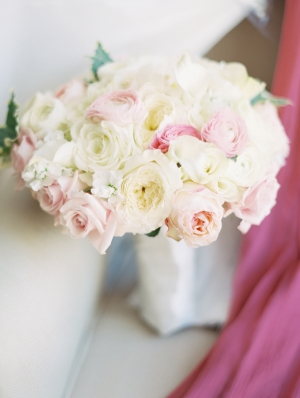 Ivory Pink Bouquet