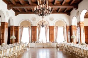 LA Hotel Ballroom Reception Venue
