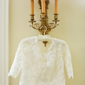 Lace Jacket for Bridal Gown