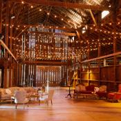 Lounge Area in Barn