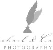 Michael and Carina Logo