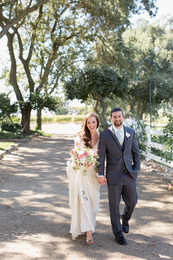 Napa Wedding Elisabeth Millay