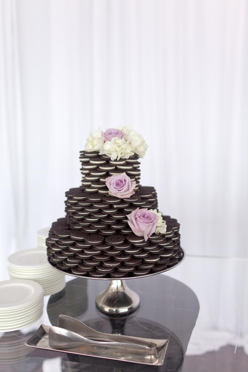 Oreo Wedding Cake Elizabeth Anne Designs The Wedding Blog