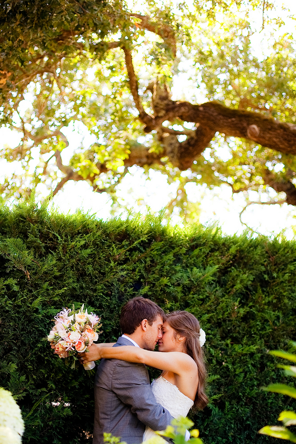 Outdoor California Wedding from Julie Kay Kelly Photography