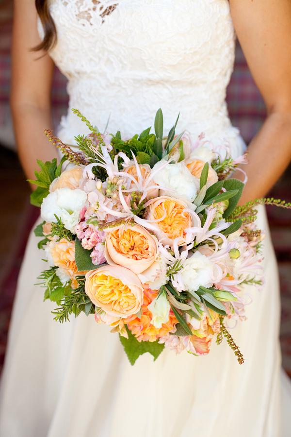 Peach Bouquet
