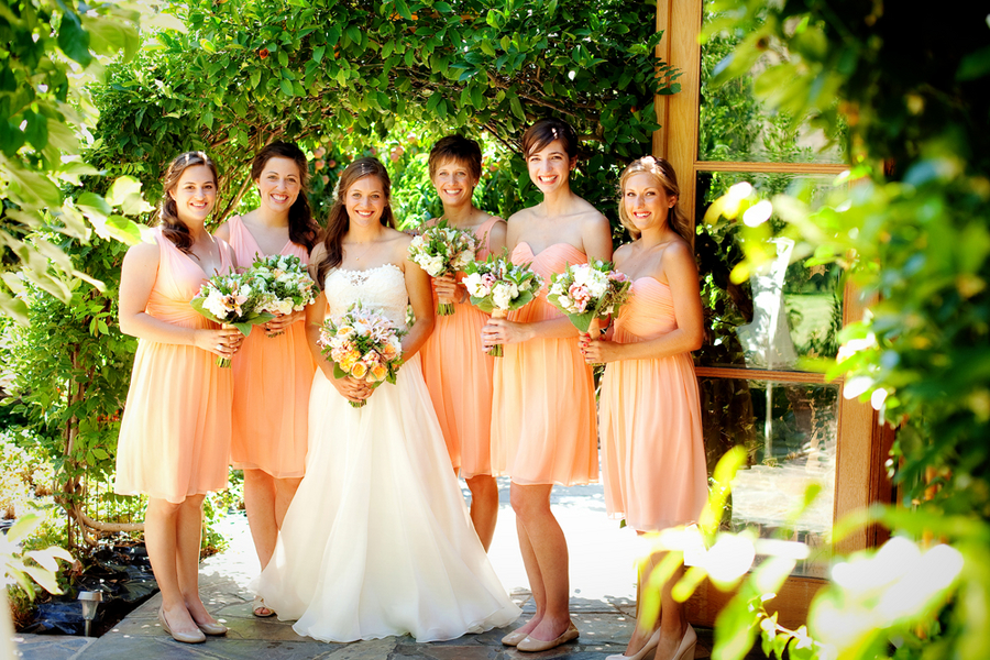 Country Wedding Bridesmaids Dresses 16 Unique