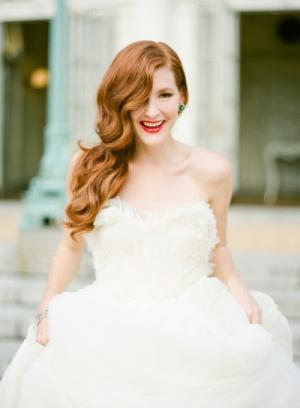 Red Bridal Lip