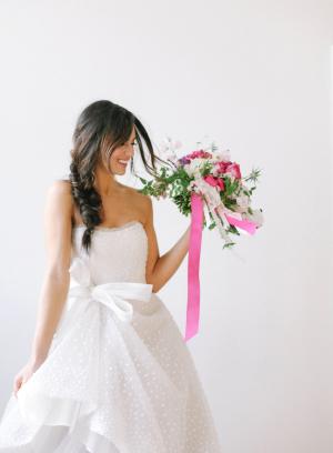 Ribbon Bouquet Streamers