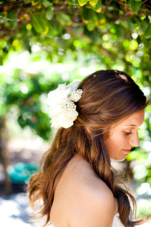 Romantic Bridal Hair Ideas