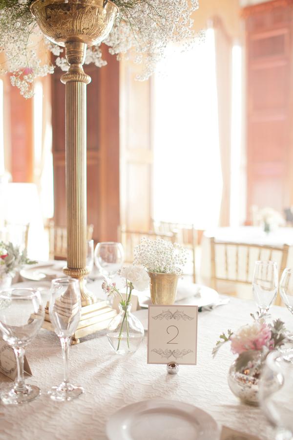Romantic Elegant Reception Decor Elizabeth Anne Designs