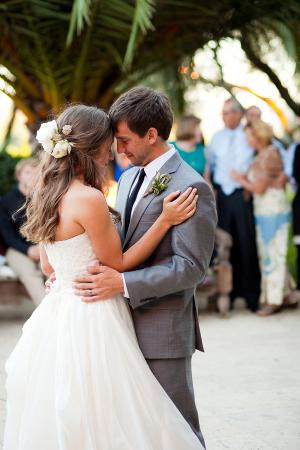Romantic First Dance Ideas