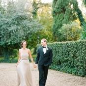 Romantic Italian Wedding