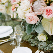 Romantic Italian Florals by Bo Boutique Flowers