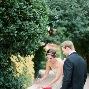 Romantic Italian Wedding at Villa Bertolami
