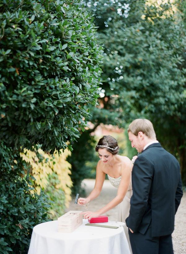 Romantic Italian Wedding at Villa Bertolami