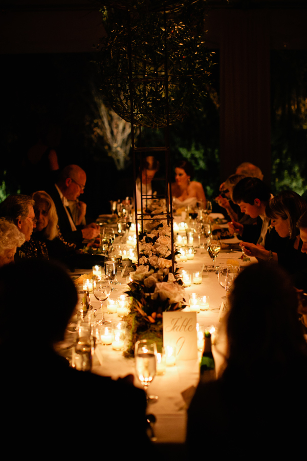 Romantic Tabletop with Candles