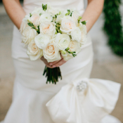 Elegant Black Tie Nashville Wedding Elizabeth Anne